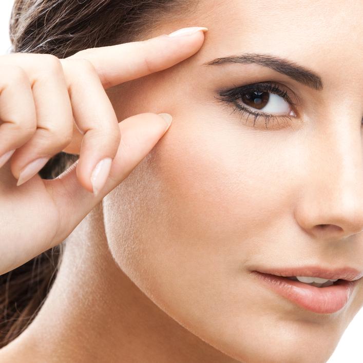 Tratamiento facial de medicina estetica