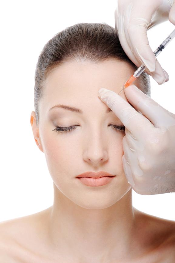 Eliminación de arrugas de expresión