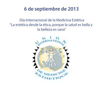 Día Internacional de la Medicina Estética 6 Septiembre