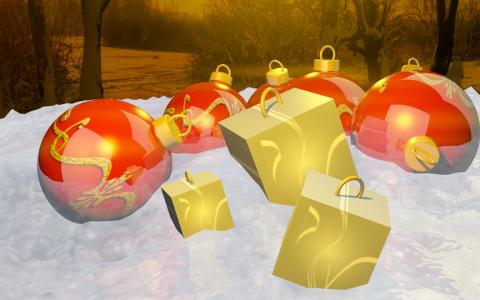 Felicitación Especial de Navidad
