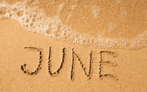 ¡Feliz entrada de Junio!