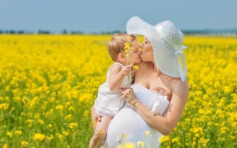El cambio de ser madre
