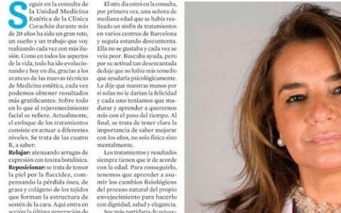 Dra Villares – TOP DOCTORS –   Mejorar con los años de la forma más natural